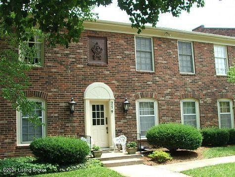279 Salisbury Square #104, Louisville, KY 40207 (#1583490) :: At Home In Louisville Real Estate Group