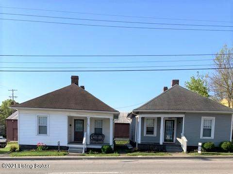 204&206 Washington St, Shelbyville, KY 40065 (#1583663) :: At Home In Louisville Real Estate Group