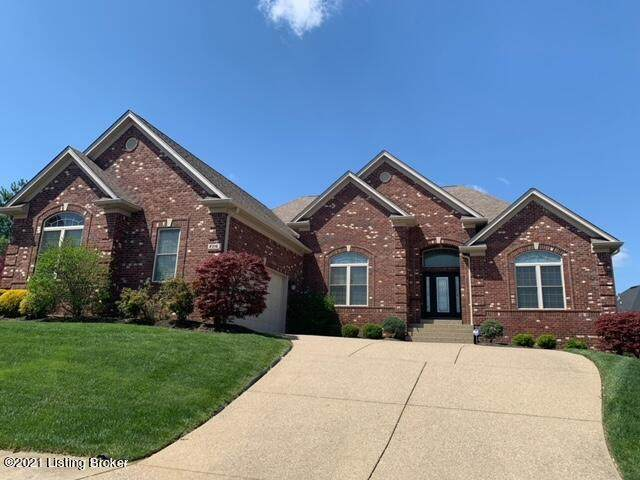 2316 Cleary Ct, Louisville, KY 40245 (#1583856) :: Team Panella