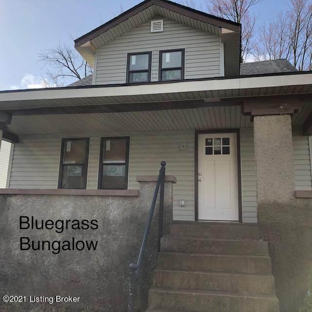 1336 Bluegrass Ave, Louisville, KY 40215 (#1584628) :: The Stiller Group