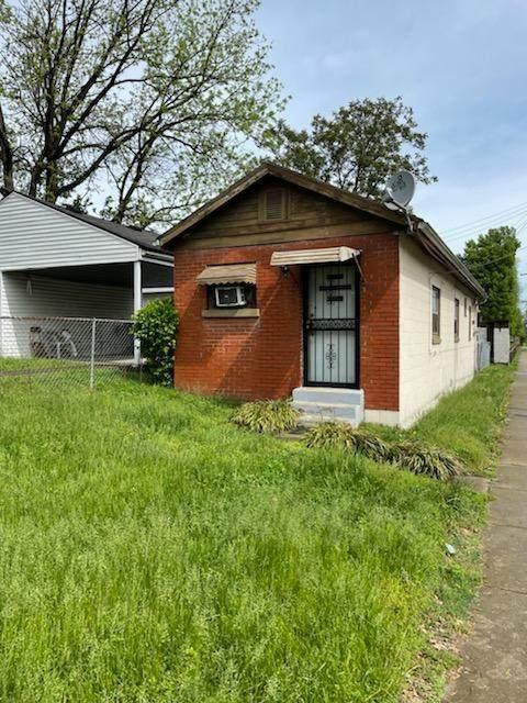 1026 S Clay St, Louisville, KY 40203 (#1585382) :: The Stiller Group