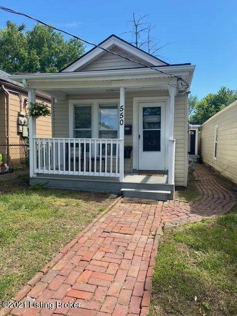 550 Lilly Ave, Louisville, KY 40217 (#1585460) :: Impact Homes Group