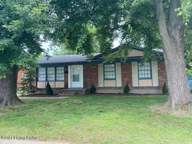 3811 Oakleaf Ln, Louisville, KY 40219 (#1587749) :: The Rhonda Roberts Team