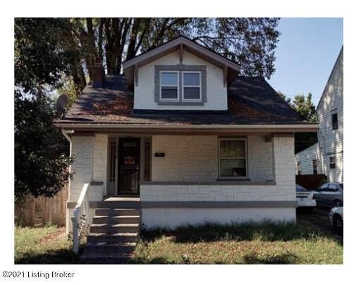 108 N Shawnee Terrace, Louisville, KY 40212 (#1588800) :: Team Panella