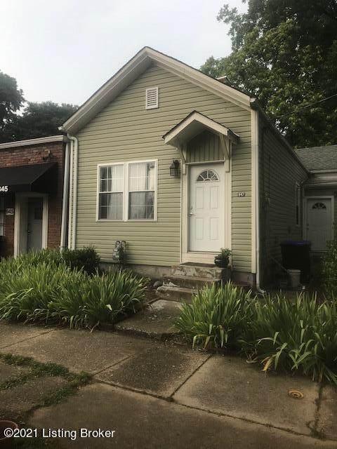 947 Mary St, Louisville, KY 40204 (#1590404) :: Team Panella