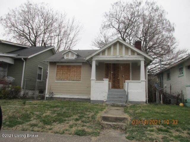 803 S 31st St, Louisville, KY 40211 (#1598754) :: The Stiller Group