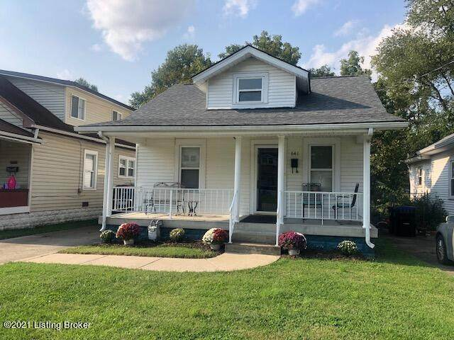 641 Inverness Ave, Louisville, KY 40214 (#1598795) :: Herg Group Impact