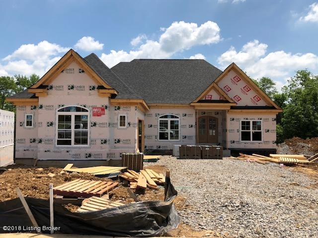 Lot 2 Meadow Bluff Dr, Louisville, KY 40245 (#1486298) :: The Elizabeth Monarch Group