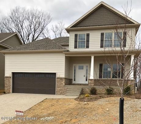 2307 Artisan Glen Ct, Fisherville, KY 40023 (#1494120) :: The Stiller Group
