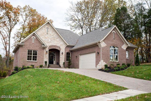 17521 Polo Run Ln, Louisville, KY 40245 (#1499119) :: The Sokoler-Medley Team