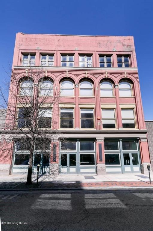 309 E Market St #210, Louisville, KY 40202 (#1501940) :: The Price Group