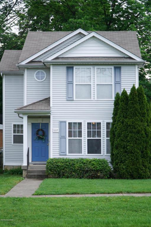 1217 Ormsby Ln, Louisville, KY 40222 (#1503767) :: The Stiller Group