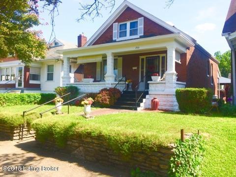 2516 Hale Ave, Louisville, KY 40210 (#1503788) :: Segrest Group