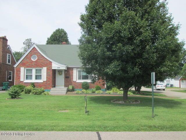 835 Packard Ave, Louisville, KY 40217 (#1510592) :: Team Panella