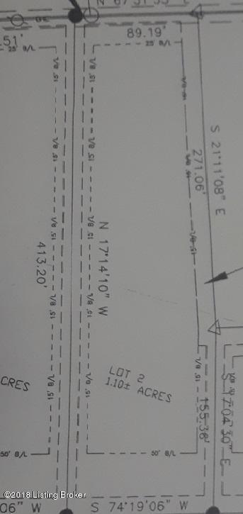 Lot 2 Fairview Ln, Shepherdsville, KY 40165 (#1512130) :: The Sokoler-Medley Team