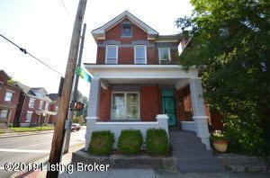 1101 S 1st St, Louisville, KY 40203 (#1520502) :: Segrest Group