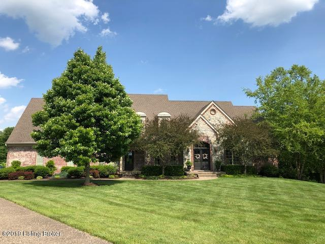 6209 Crystal Pointe Dr, Louisville, KY 40299 (#1532279) :: The Sokoler-Medley Team