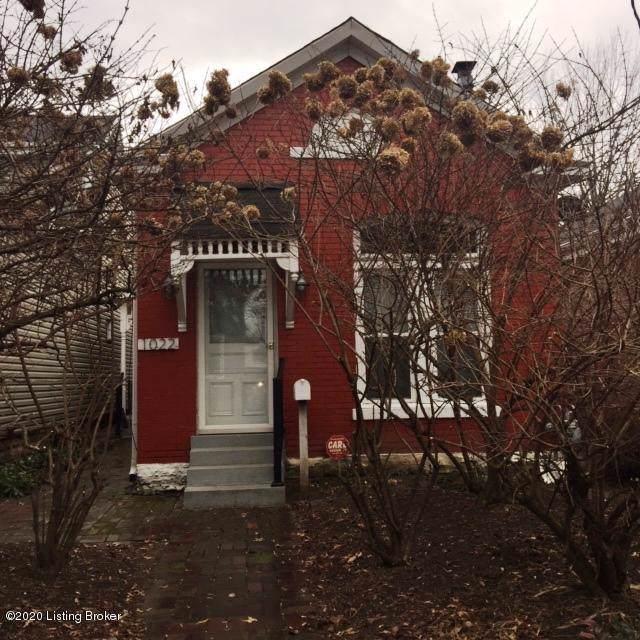 1022 E Caldwell St, Louisville, KY 40204 (#1550682) :: Team Panella