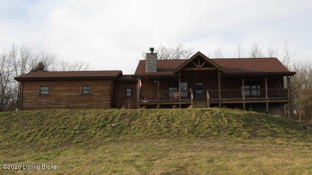 1292 Bear Creek Rd, Lawrenceburg, KY 40342 (#1554287) :: The Sokoler-Medley Team