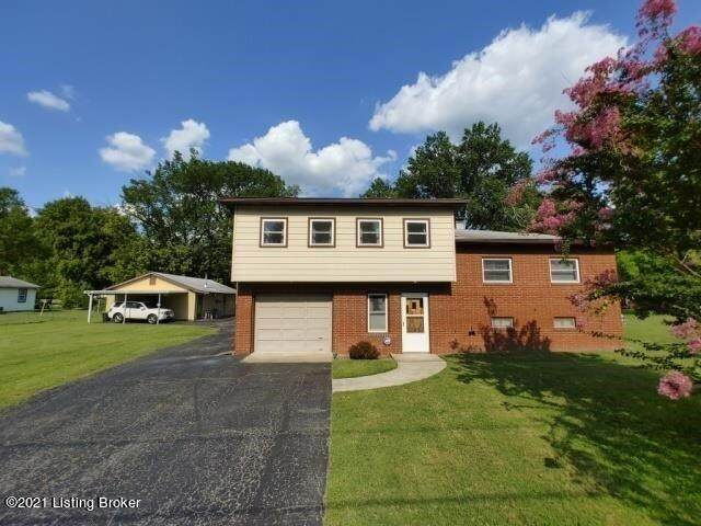 306 Mary St, Jeffersonville, IN 47130 (#1596415) :: Herg Group Impact