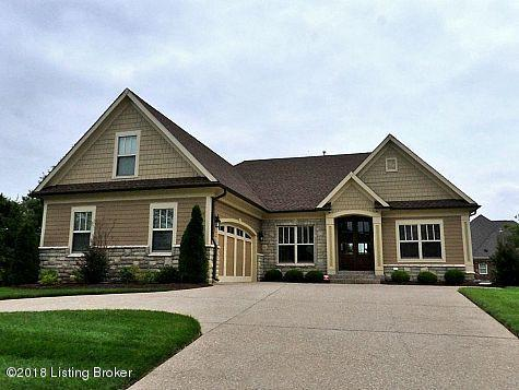 7624 Beechspring Farm Blvd, Louisville, KY 40241 (#1495504) :: The Sokoler-Medley Team