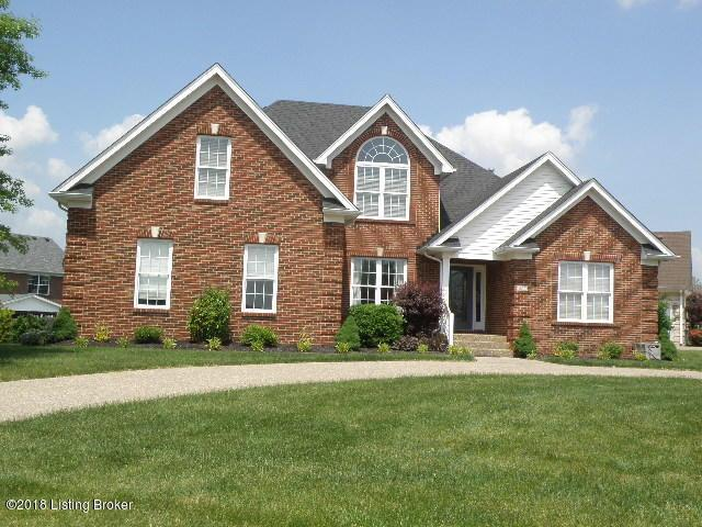 803 Abingdon Ln, Shelbyville, KY 40065 (#1496092) :: Segrest Group