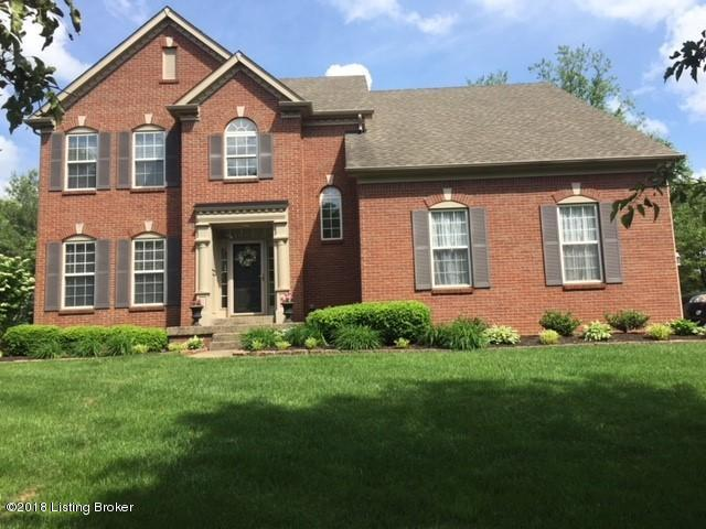9812 White Blossom Blvd, Louisville, KY 40241 (#1502756) :: Team Panella