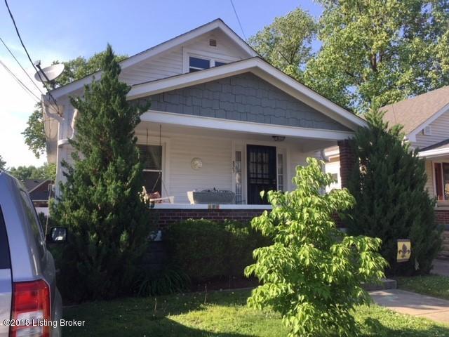 825 Texas Ave, Louisville, KY 40217 (#1503235) :: The Stiller Group