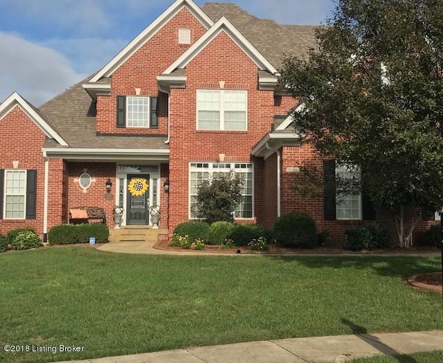 3903 Oakleigh Meadow Pl, Louisville, KY 40245 (#1514460) :: The Stiller Group