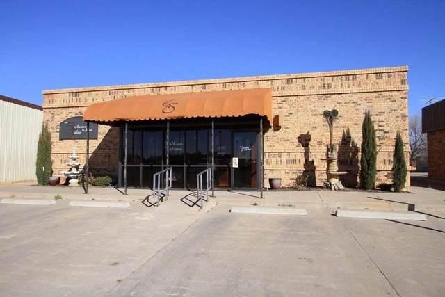 122 Club View Drive, Levelland, TX 79336 (MLS #201902134) :: Lyons Realty