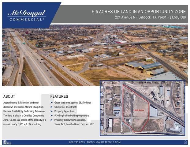 221 Ave N, Lubbock, TX 79401 (MLS #201902556) :: Scott Toman Team