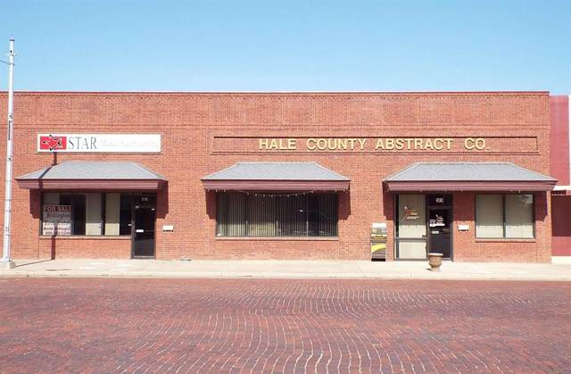512-516 Ash Street, Plainview, TX 79072 (MLS #201905005) :: Scott Toman Team