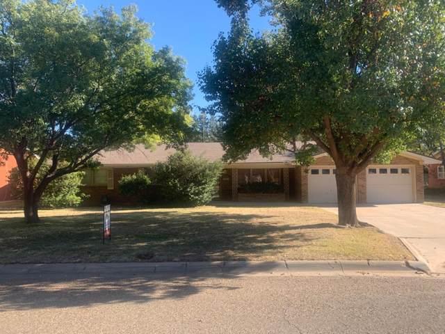 208 E 21st Street, Littlefield, TX 79339 (MLS #202009527) :: The Lindsey Bartley Team