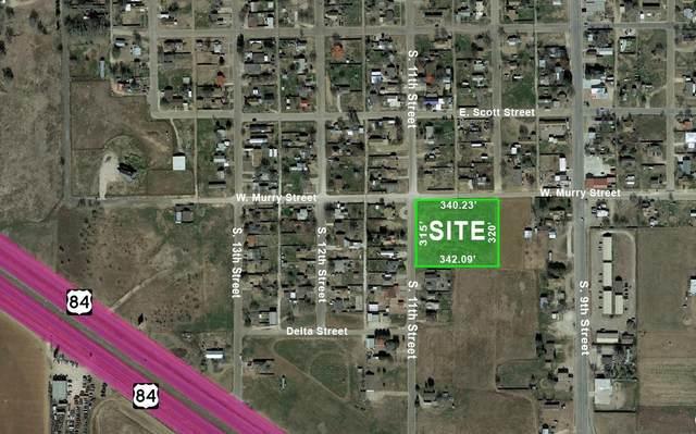 0 Murray Street, Slaton, TX 79364 (MLS #202010934) :: Scott Toman Team