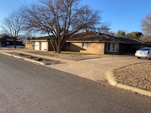 Brownfield, TX 79316 :: Better Homes and Gardens Real Estate Blu Realty