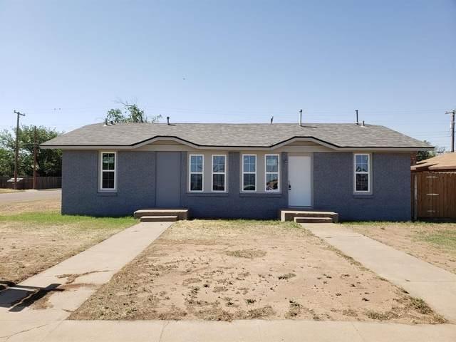 5601 43rd Street, Lubbock, TX 79414 (MLS #202102086) :: Duncan Realty Group