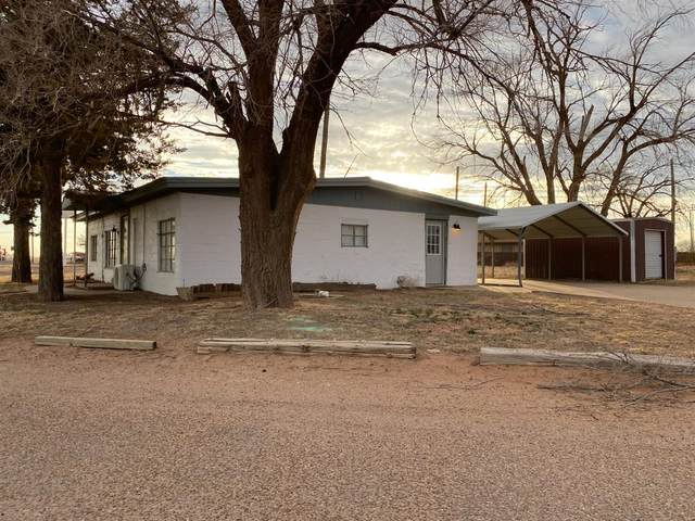 201 Ave J, Seagraves, TX 79359 (MLS #202102427) :: Stacey Rogers Real Estate Group at Keller Williams Realty