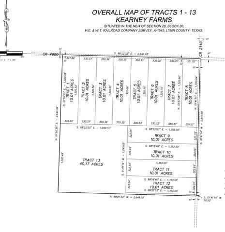 0 County Road 2140, Lubbock, TX 79423 (MLS #202102712) :: Lyons Realty