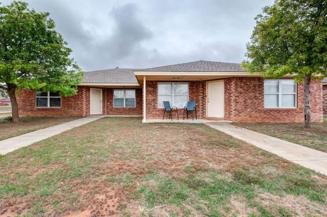 3214 111th Street, Lubbock, TX 79423 (MLS #202103175) :: Duncan Realty Group