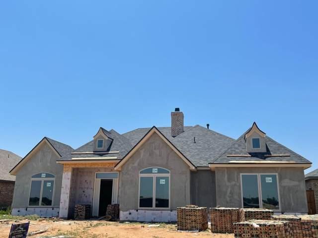 3703 117th Street, Lubbock, TX 79423 (MLS #202103806) :: Duncan Realty Group
