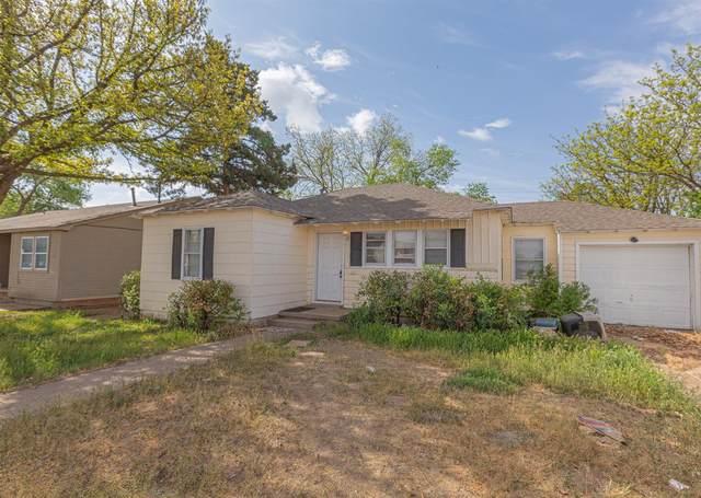 2815 32nd Street, Lubbock, TX 79410 (MLS #202104263) :: Reside in Lubbock | Keller Williams Realty
