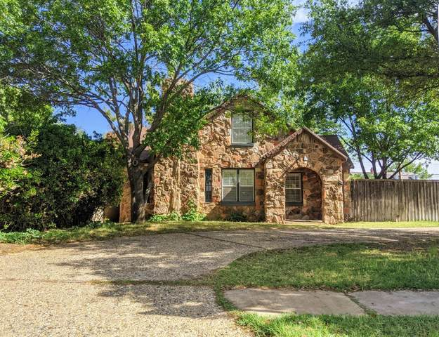 2702 20th Street, Lubbock, TX 79410 (MLS #202104391) :: Reside in Lubbock | Keller Williams Realty