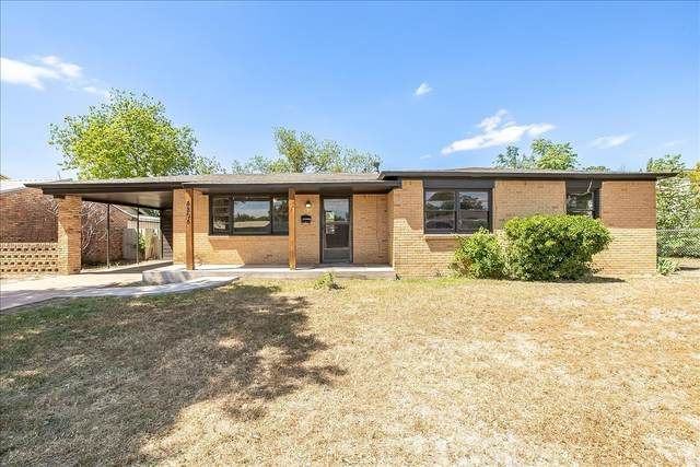 4204 43rd Street, Lubbock, TX 79413 (MLS #202104857) :: Better Homes and Gardens Real Estate Blu Realty
