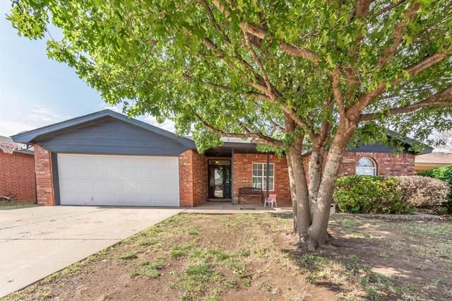 6105 8th Street, Lubbock, TX 79416 (MLS #202105054) :: Reside in Lubbock   Keller Williams Realty