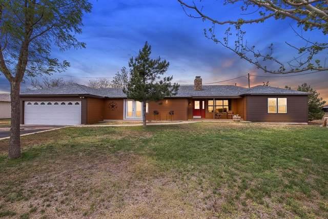 1503 N County Road 1500, Lubbock, TX 79416 (MLS #202105096) :: Duncan Realty Group