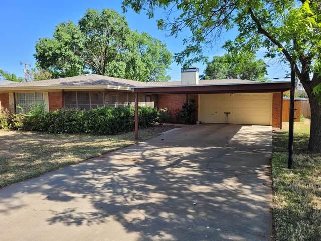 2511 61st Street, Lubbock, TX 79413 (MLS #202105185) :: Duncan Realty Group