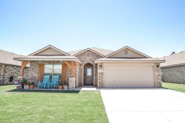 2301 139th Street, Lubbock, TX 79423 (MLS #202104959) :: Duncan Realty Group