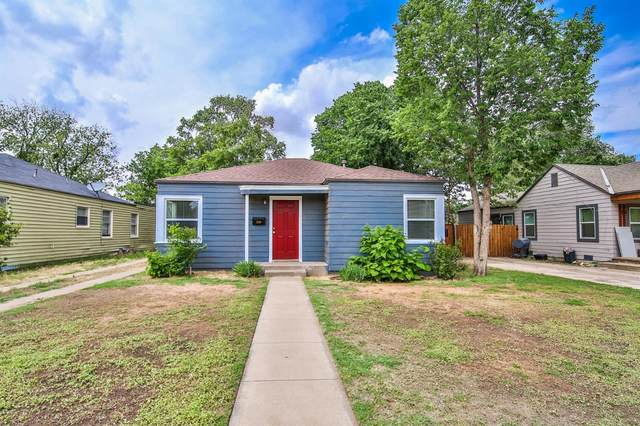 2120 28th Street, Lubbock, TX 79411 (MLS #202105369) :: Better Homes and Gardens Real Estate Blu Realty