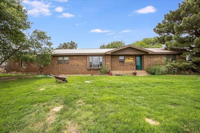 1691 N Farm Road 1429, Seagraves, TX 79359 (MLS #202105338) :: Stacey Rogers Real Estate Group at Keller Williams Realty