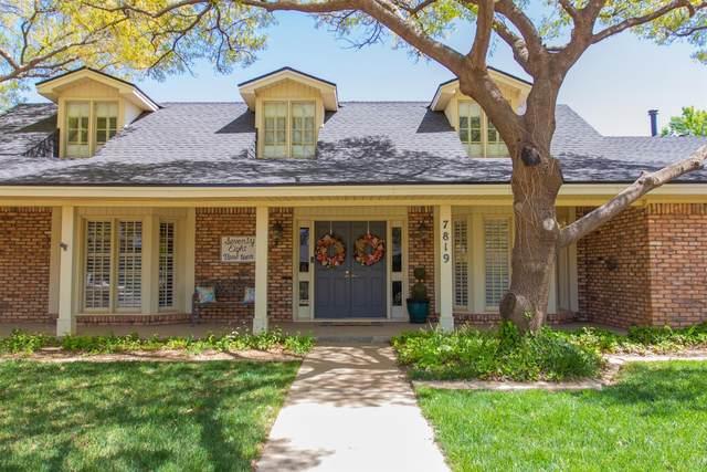 7819 Kenosha Avenue, Lubbock, TX 79423 (MLS #202105113) :: Reside in Lubbock | Keller Williams Realty